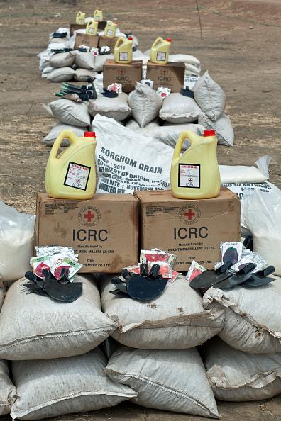 Tom Stoddart Archive「Farming Aid To South Sudan」:写真・画像(14)[壁紙.com]
