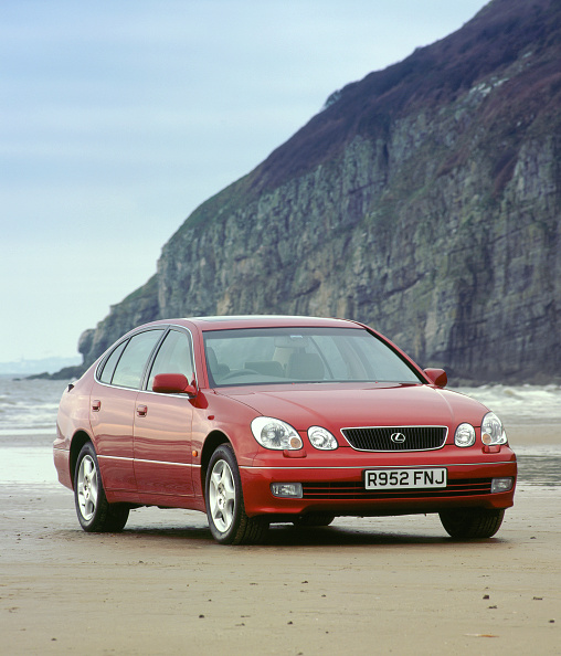 Motor Vehicle「1999 Lexus GS 300」:写真・画像(17)[壁紙.com]