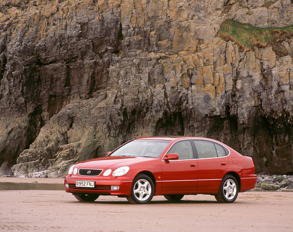Motor Vehicle「1999 Lexus GS 300」:写真・画像(18)[壁紙.com]