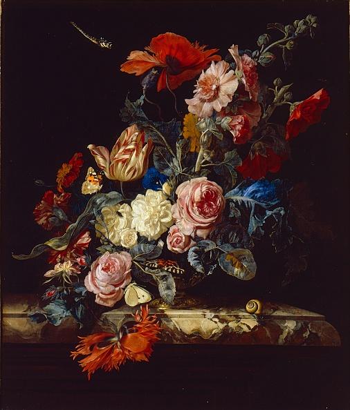 Oil Painting「A Vase Of Flowers」:写真・画像(18)[壁紙.com]