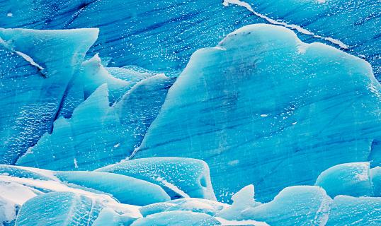 気候「ブルーアイスの Svinafell 氷河にアイスランド南東部」:スマホ壁紙(10)