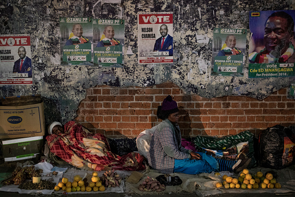 Side Lit「Daily Life In Zimbabwe」:写真・画像(16)[壁紙.com]
