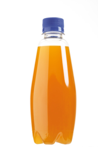 Drinking「Bottle of orange liquid」:スマホ壁紙(9)