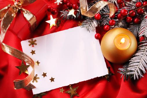 雪の結晶「空のクリスマスカード、装飾」:スマホ壁紙(5)