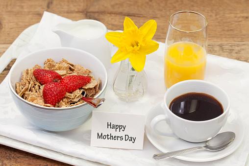 母の日「Mother's day breakfast」:スマホ壁紙(3)