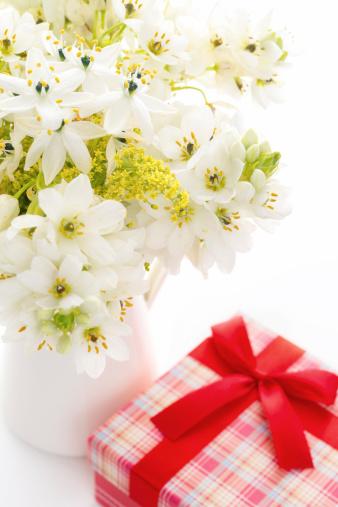 母の日「母の日のギフト、お花」:スマホ壁紙(10)