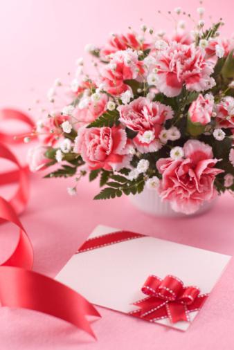 母の日「Mother's day gift」:スマホ壁紙(5)