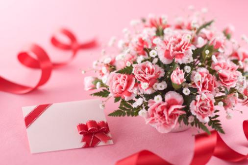 母の日「Mother's day gift」:スマホ壁紙(14)