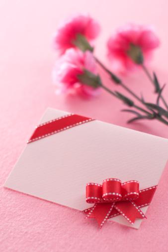 母の日「Mother's day gift」:スマホ壁紙(9)
