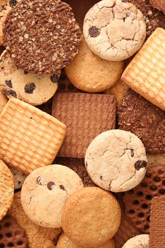 Cookie「クッキーの背景」:スマホ壁紙(13)