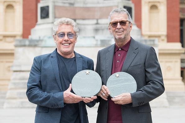Roger Daltrey「Royal Albert Hall 'Walk Of Fame' Photocall」:写真・画像(12)[壁紙.com]