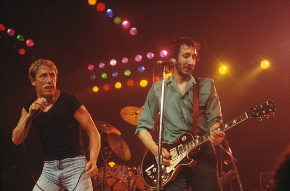 楽器「The Who Tour America」:写真・画像(11)[壁紙.com]