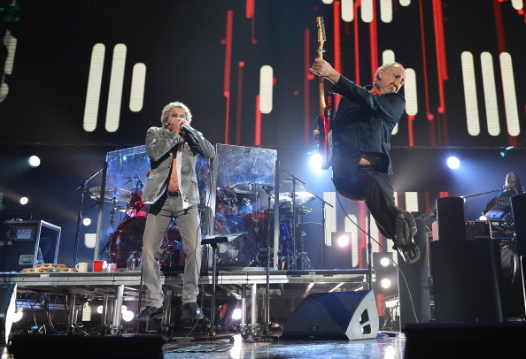 The Who「12-12-12 Concert Benefiting The Robin Hood Relief Fund To Aid The Victims Of Hurricane Sandy  - Show」:写真・画像(11)[壁紙.com]