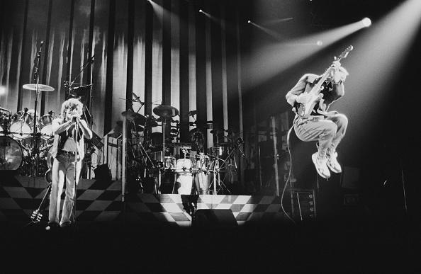 楽器「The Who On Stage」:写真・画像(12)[壁紙.com]