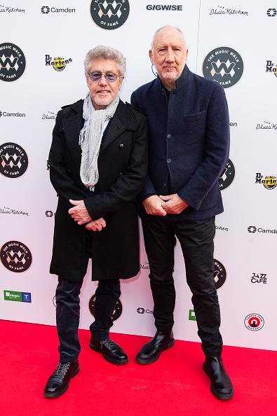 Roger Daltrey「Music Walk Of Fame Founding Stone Unveiling」:写真・画像(18)[壁紙.com]