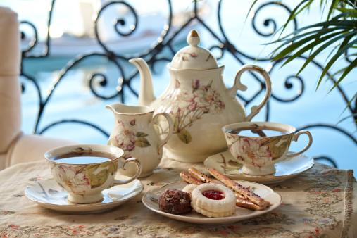 Teapot「Afternoon Tea」:スマホ壁紙(14)