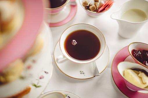 Coffee Break「Afternoon tea for two」:スマホ壁紙(19)