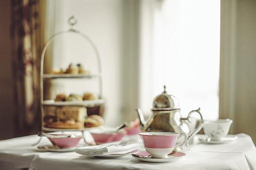 Coffee Break「Afternoon tea for two」:スマホ壁紙(3)