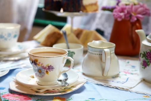 Tea「Afternoon tea」:スマホ壁紙(12)