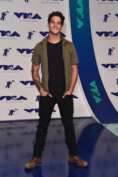 Suede Shoe「2017 MTV Video Music Awards - Arrivals」:写真・画像(12)[壁紙.com]