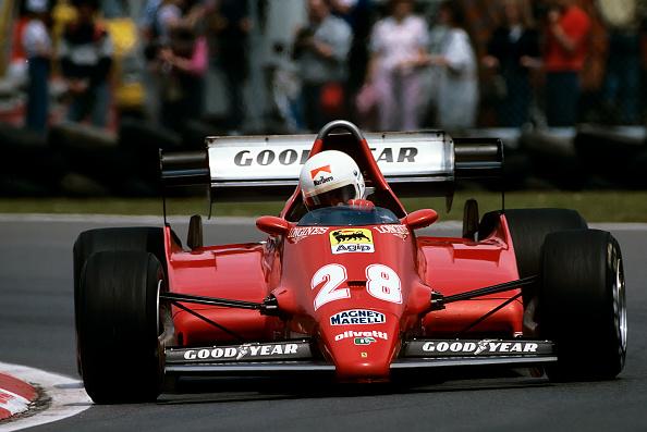 F1レース「Rene Arnoux, Grand Prix Of Canada」:写真・画像(14)[壁紙.com]