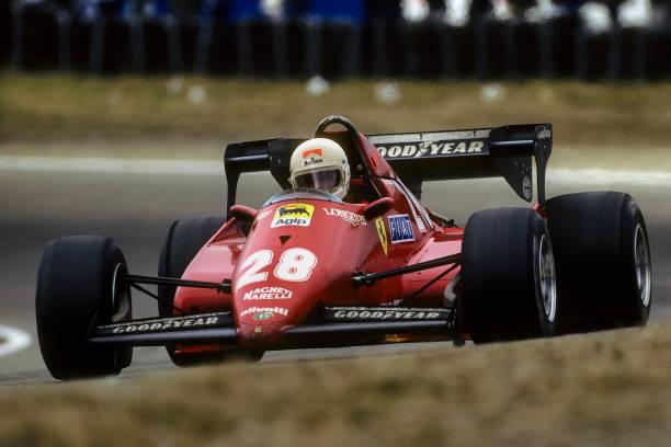 Sports Track「Rene Arnoux, Grand Prix Of The Netherlands」:写真・画像(5)[壁紙.com]