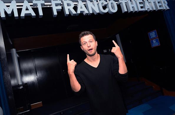 ネバダ州「Magician Mat Franco Unveils Namesake Theater Marquee At The Linq In Las Vegas」:写真・画像(6)[壁紙.com]
