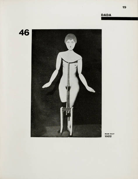 Dada  From: Die Kunstismen  (The Isms Of Art) By El Lissitzky Und Hans Arp:ニュース(壁紙.com)
