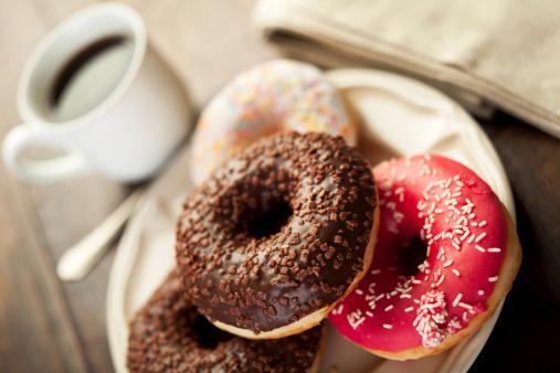 Donut「Fresh Donuts」:スマホ壁紙(10)