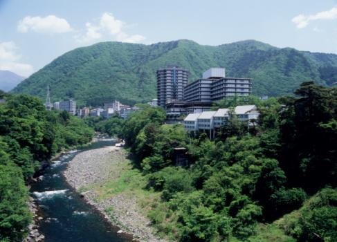 Kinugawa Hot Springs「Kinugawa Onsen, Nikko, Tochigi, Japan」:スマホ壁紙(0)