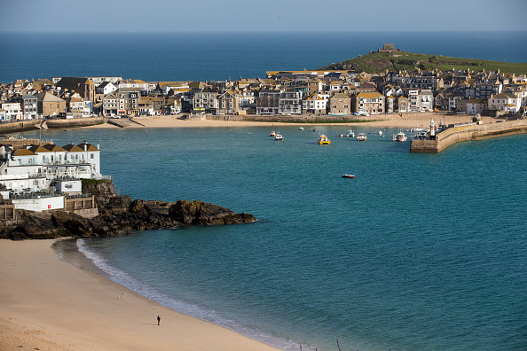 Coastline「Cornish Town Holds Second Home Referendum」:写真・画像(3)[壁紙.com]