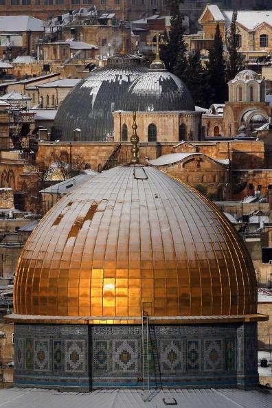 Architectural Dome「Snow Falls In Jerusalem」:写真・画像(17)[壁紙.com]