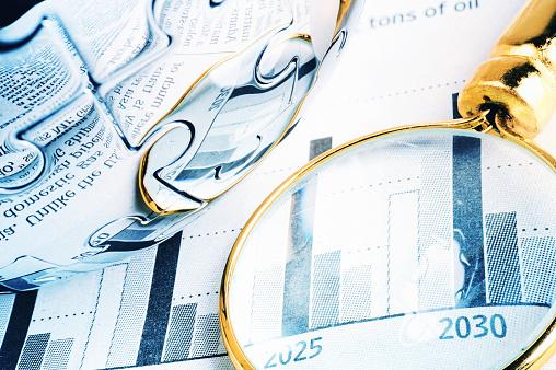 Financial Report「Future financial projection」:スマホ壁紙(2)