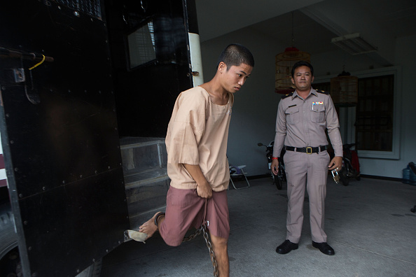 David Lin「Koh Tao Murder Suspects Appear In Court To Submit Their Plea」:写真・画像(1)[壁紙.com]