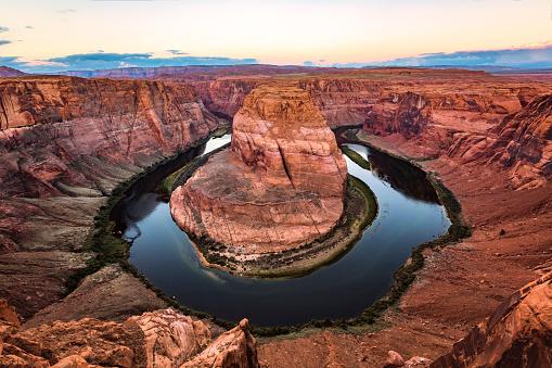 Glen Canyon National Recreation Area「USA, Arizona, Horsshue Bend」:スマホ壁紙(16)