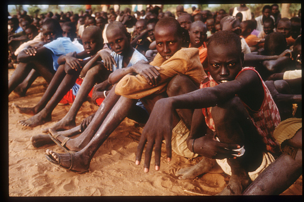 Boys「Sudanese Refugees Flock To Kenya」:写真・画像(1)[壁紙.com]