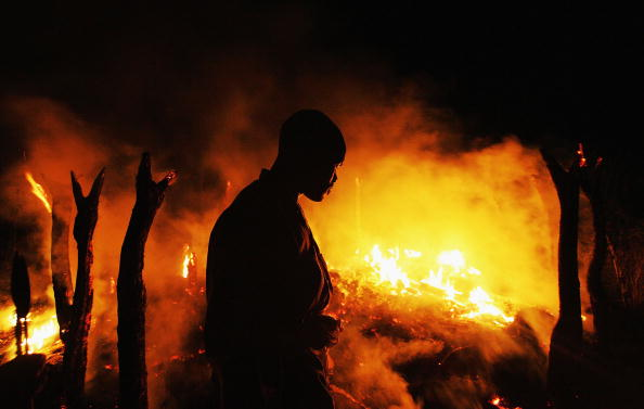 Village「Janjaweed Militia Continues to Destroy Villages in Darfur」:写真・画像(1)[壁紙.com]