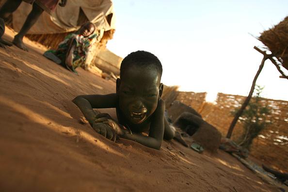 Polio「Sudanese Seek Refuge In Chad」:写真・画像(16)[壁紙.com]