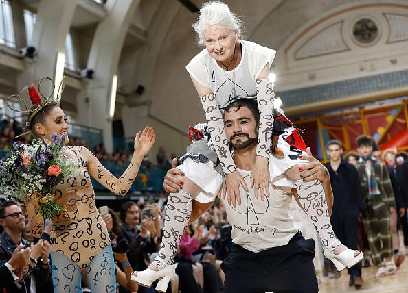 London Fashion Week「Vivienne Westwood - Runway - LFWM June 2017」:写真・画像(11)[壁紙.com]