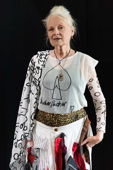 London Fashion Week「Vivienne Westwood - Backstage - LFWM June 2017」:写真・画像(13)[壁紙.com]