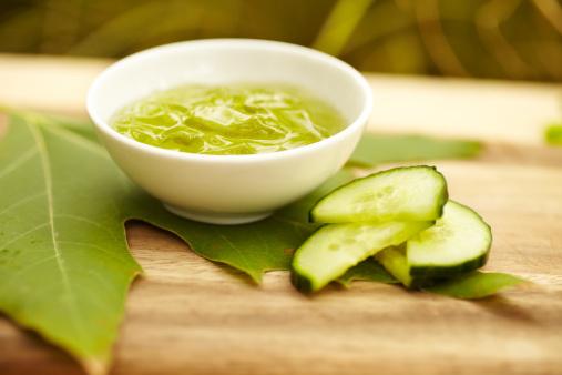 Health Spa「Seaweed Facial product at spa」:スマホ壁紙(5)