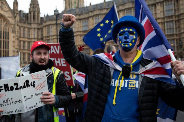 Brexit Negotiations Reach Endgame:ニュース(壁紙.com)