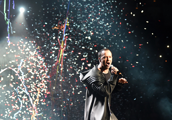 Streamer「New Kids On The Block, TLC And Nelly Tour Opener At Mandalay Bay In Las Vegas」:写真・画像(10)[壁紙.com]