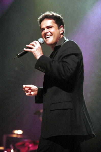 Black Pants「Donny Osmond Plays Las Vegas」:写真・画像(13)[壁紙.com]