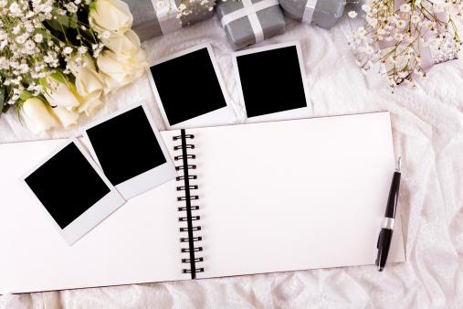 Pen「Wedding photo album」:スマホ壁紙(13)