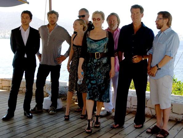 Bjorn Ulvaeus「Mamma Mia! - International Photocall」:写真・画像(3)[壁紙.com]