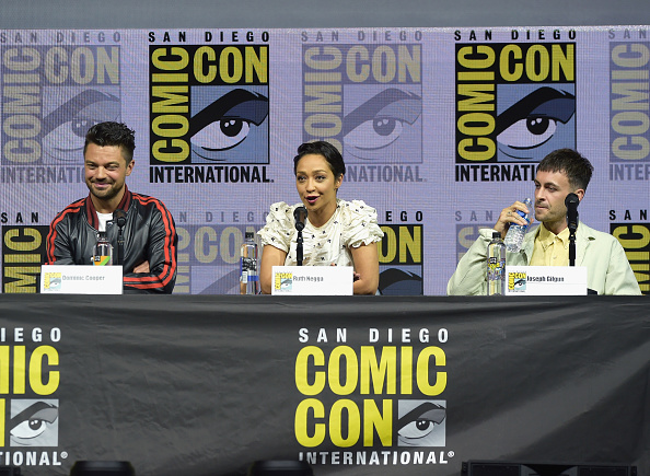 "Joe Gilgun「Comic-Con International 2018 - AMC's ""Preacher"" Panel」:写真・画像(19)[壁紙.com]"