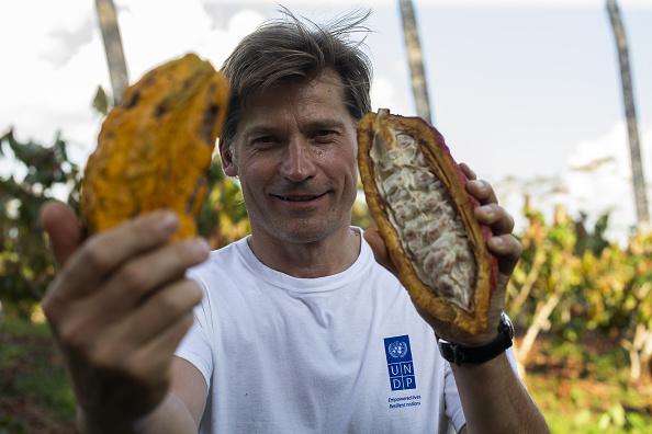 Visit「UNDP Ambassador Nikolaj Coster-Waldau Visits Peru」:写真・画像(3)[壁紙.com]