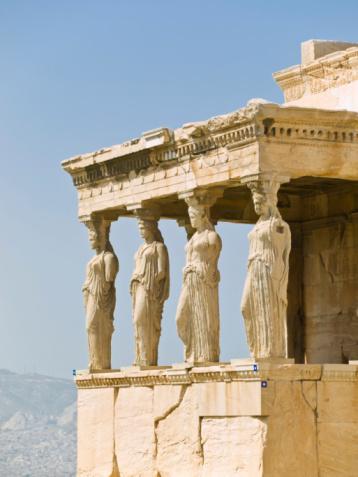 Restoration Style「The acropolis, Erectheion」:スマホ壁紙(10)