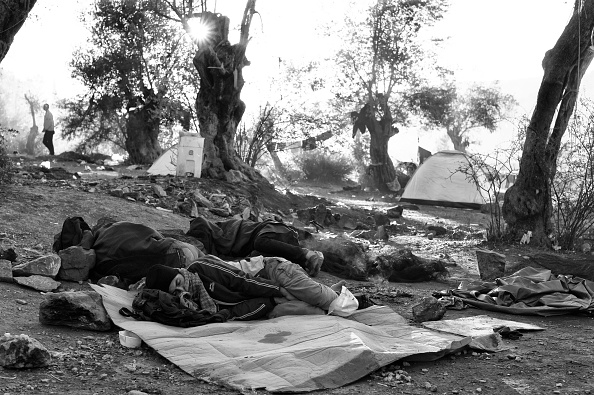 Tom Stoddart Archive「Refugees On Lesbos」:写真・画像(6)[壁紙.com]